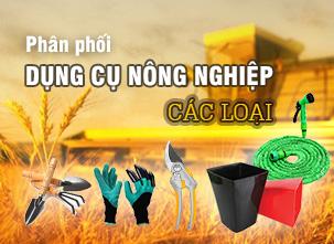 Phân phối vật tư, dụng cụ nông nghiệp