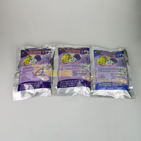 Phân bón dinh dưỡng kích rễ cho lan Orchid 1 - 500g - T109