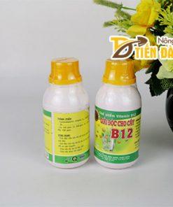 Chế phẩm VITAMIN B12 với cây trồng giải độc cây – T134