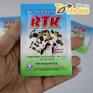 Thuốc diệt kiến lửa tận gốc BTK – T141