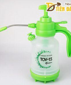 Bình tưới nước TOV xịt áp lực 1,5 lít – D75