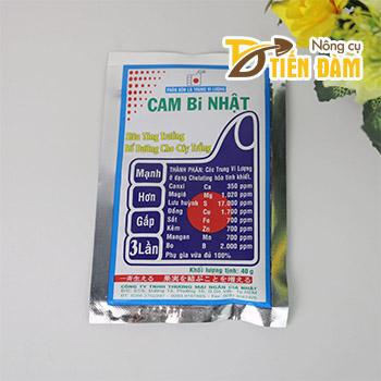 Phân bón lá Cam Bi Nhật siêu tăng trưởng - T136