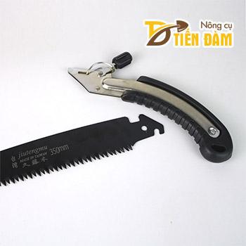 Cưa gỗ cầm tay mini thép đen Đài Loan - C9