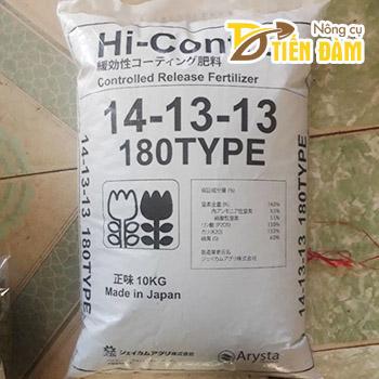 Phân chì tan chậm Hi-Control 14-13-13 Nhật Bản - T137