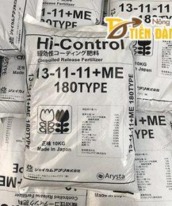 Phân chì tan chậm Hi-Control 14-13-13 Nhật Bản – T137