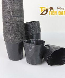 1kg Chậu nhựa mềm ươm cây 13×12 – CH4