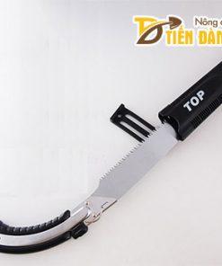 Cưa gỗ cầm tay Đài Loan lưỡi thép 350mm – C4