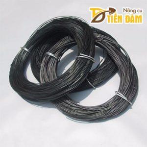 Dây nhôm đen uốn cây cảnh 3mm – D71