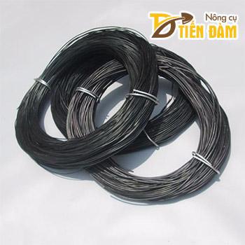 Dây nhôm đen uốn cây cảnh 3mm - D71