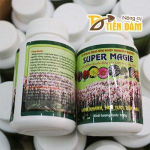 Phân bón cao cấp Super Magie dưỡng hoa bền màu -T144