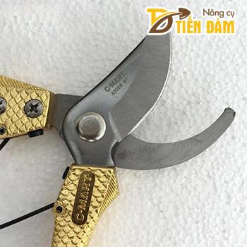 Kéo cắt cành C-mart rồng vàng - K17