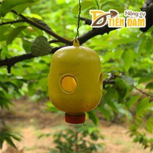 Lồng nhựa bẫy ruồi vàng - D86