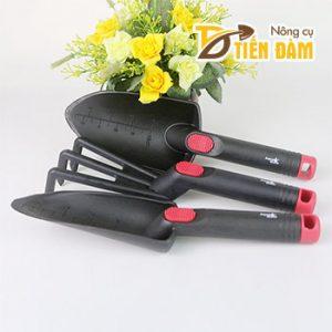 Dụng cụ làm vườn 3 món mini – D82