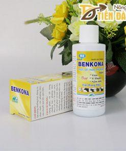 Thuốc Benkona khử khuẩn và sát trùng vườn lan – T149