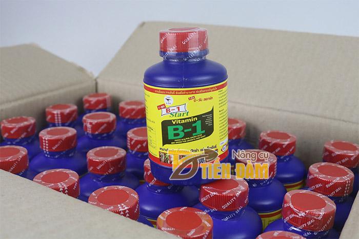 Phân bón lá cao cấp Vitamin B1 Thái Lan với thành phần chiết xuất từ cây Yucca