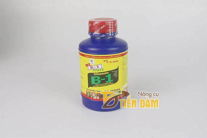 Phân bón lá Start Vitamin B1 Thai Lan giúp cây phát triển khỏe mạnh
