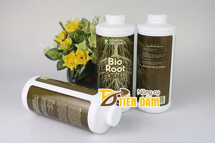 Vua kích rễ Bio Root 0-1-1 cho lan và cây cảnh loại chai to 946ml