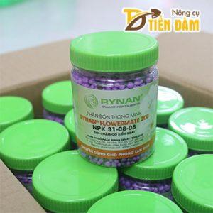 Phân bón Rynan Flowermate 200 NPK 31-08-08 lọ 150g – T160