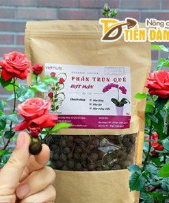 Phân trùn quế ép viên hạt mận gói 1kg –T159