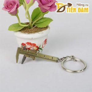 Thước kẹp đo keiki cho lan dài 5cm có móc treo-D91