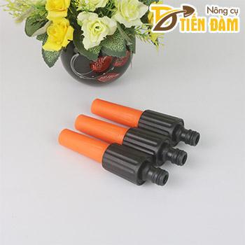 Vòi xịt đa năng tưới cây màu cam thân xoay – D87