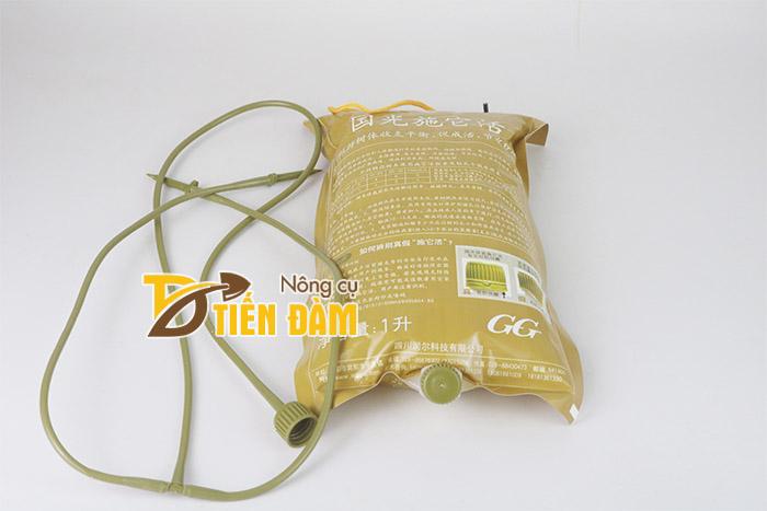 Dung dịch giúp kích thích rễ, phát triển mầm chồi phát triển