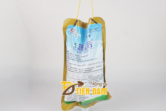 Túi truyền dịch cho cây giúp tăng tỉ lệ sống sót cho cây phôi, cây công trình