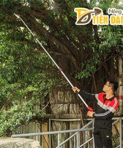 Kéo cắt cành cây trên cao dài 3m Nhật – K59