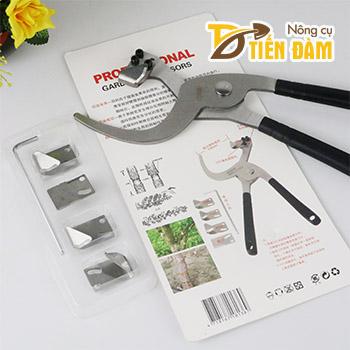 Dụng cụ khoanh vỏ cây 5 chi tiết - D104