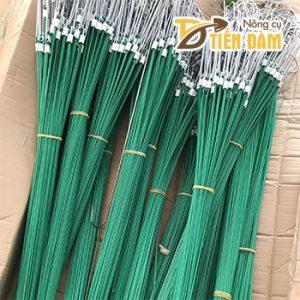 10 Móc treo lan 3 dây nhôm bọc nhựa – VTK12