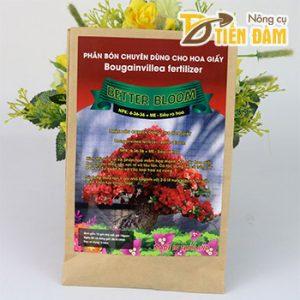 Phân bón Better Bloom cho hoa giấy - T170