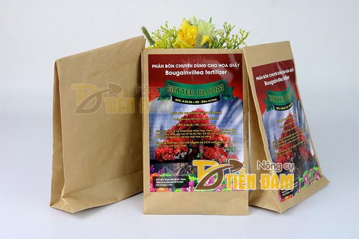 Phân kích mầm hoa giấy giúp cây phân hóa mầm mạnh mẽ