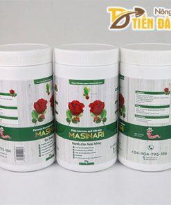 Phân trùn quế Masinari cao cấp cho hoa hồng – T169